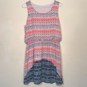Stitch Fix Pixley Florence Stretch Waist Dress L